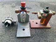 Druckluftwartungseinheit Druckluftöler