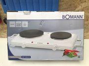 Doppelkochplatten von Bomann