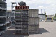 488 m² Gerüst gebraucht Fassadengerüst