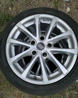 Sonstige Reifen - Hankook reifen Felgen Aluminum