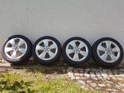 Original Audi A3 Winterräder Leichtmetallfelgen