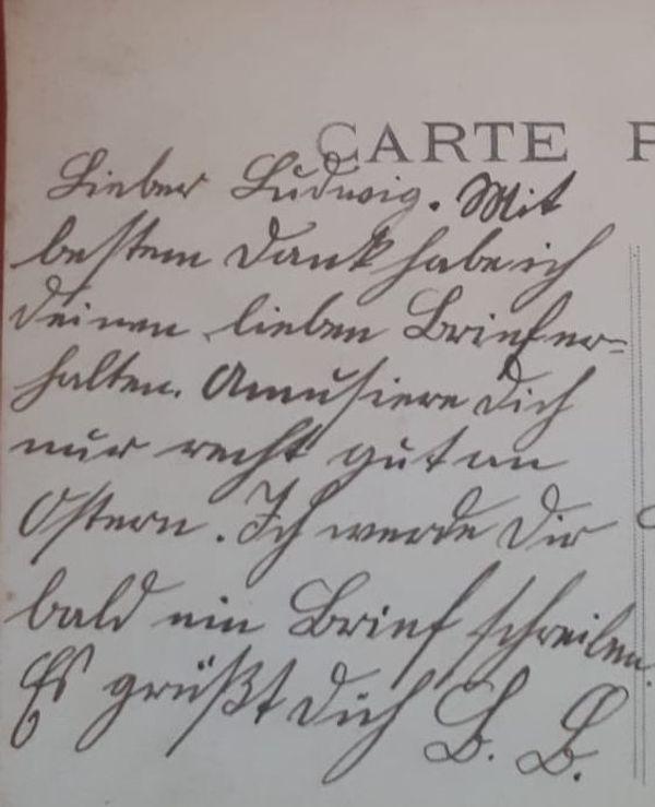 Übersetzung altdeutscher Handschriften - Sütterlin und
