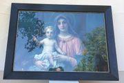 Bild Maria mit Jesuskind