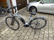 E-Bike Kettler E Light Sport Trapez