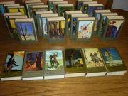 Karl-May-Romane zu verkaufen