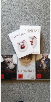 Hannibal - Die komplette Serie sehr