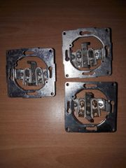 Abdeckungen 1 x Jung Steckdose rot CD 520 RT Artikel Jung 4 011377 016309
