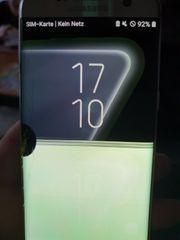 Samsung S7 edge mit Display