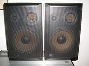 2 Lautsprecher Telefunken HL 860