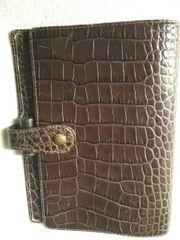 Filofax Osterley italian calif leather