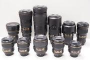 -10 auf alle Nikon F-Mount