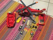 Playmobil Hubschrauber Set