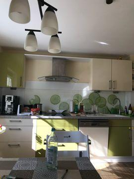 Küche sehr guter Zustand mit Geräte 3.10 lang und 2 Meter