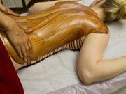 Schokoladen Massage auch Hausbesuche möglich