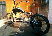 chopper e-bike Fahrrad custom vintage