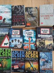 17 krimitaschenbücher