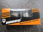 HARRO Motorradbrille RALLYE schwarz Artikel