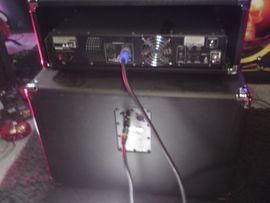 Bassanlage Tec Amp Topteil-Kustom Bassbox: Kleinanzeigen aus Hockenheim - Rubrik Gitarren/-zubehör
