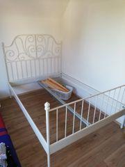 Bett von Ikea wie neu