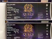 2 Queen Adam Lambert Tickets