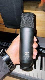 Rode NT1 Mikrofon