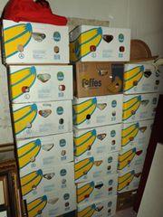 Flohmarktware Tröde 20 Bananenkarton