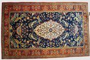 Orientteppich Teheran um 1900 205x132