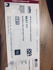 Tickets Beat it - Big Box