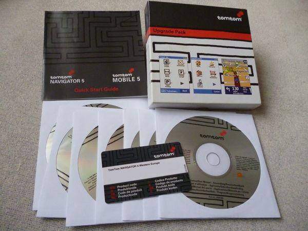TomTom NAVIGATOR 5 Upgrade Pack