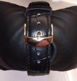 Bild 4 - Armbanduhr Chronograph gold schwarz - Berlin Lichtenrade