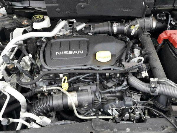 Motor Nissan X-Trail 2014 R9M