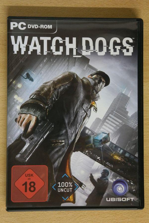 Watch Dogs - 100 Uncut - PC