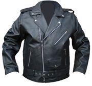Motorradjacke Brando Rockabilly jacke