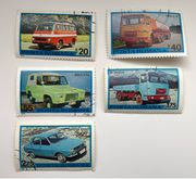 Briefmarken Auto
