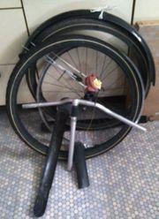 Diverses Fahrradzubehör Reifen Felge