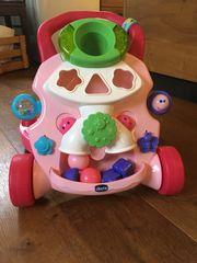 Lauflernwagen Chicco Mobil Rosa