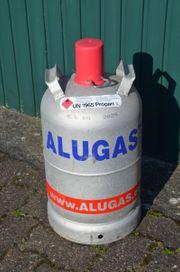 Alugasflasche 11 kg