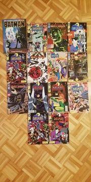 Batman Comicsammlung