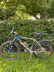 Mountainbikes Fahrrad für sport Gelende