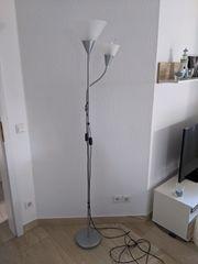Stehlampe zu verkaufen