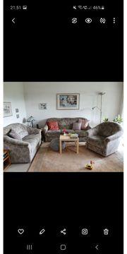 Sofas Couch Sessel Garnitur