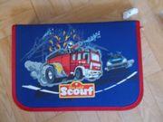 Scout Federmappe Feuerwehr Befüllt NEU