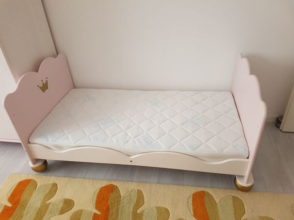 Pinolino Kombi Kinderbett Prinzessin Karolin