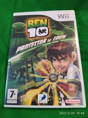 Wii Spiel Ben 10 - Protector
