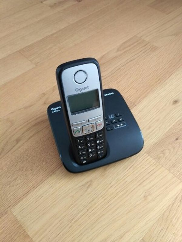 DECT-Telefon Siemens Gigaset A400 A mit AB