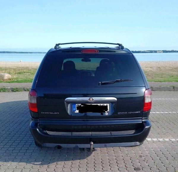 Chrysler Grand Voyager 2 8