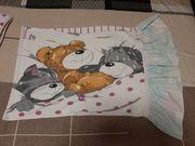 Kinder - Kissenbezug