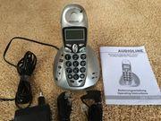 Schnurloses Freisprech-Telefon mit besonders großen