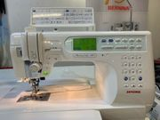 Janome Nähmaschine MC 6600 neu