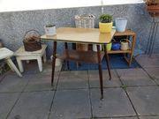 Midcentury Tisch Nierentisch vintage